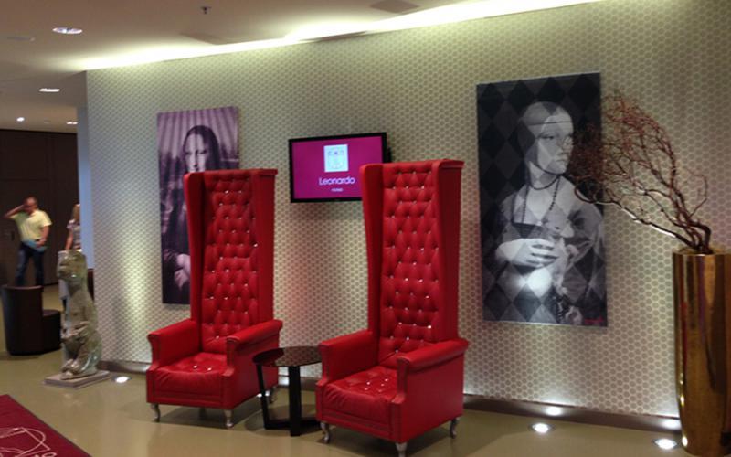 Lobby Hotel Am Zirkus 1 Berlin